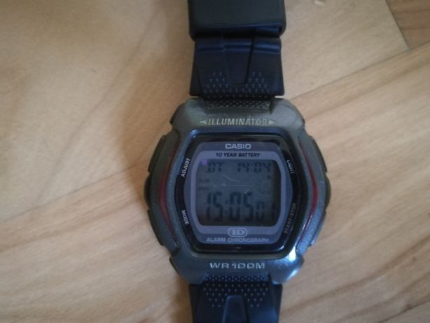 zegarek casio rozmiar dziecięcy