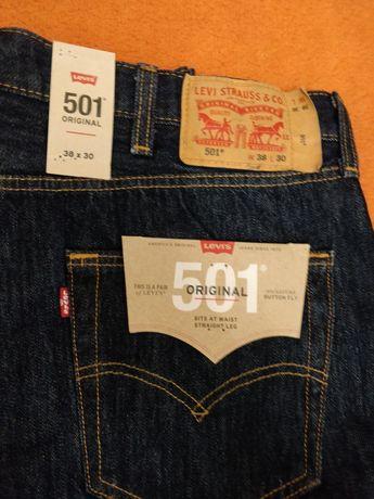 Levi's джинсы мужские