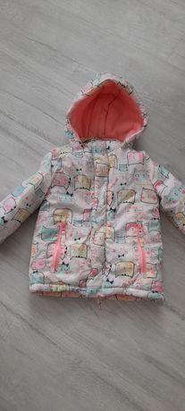 Курточка куртка для девочки