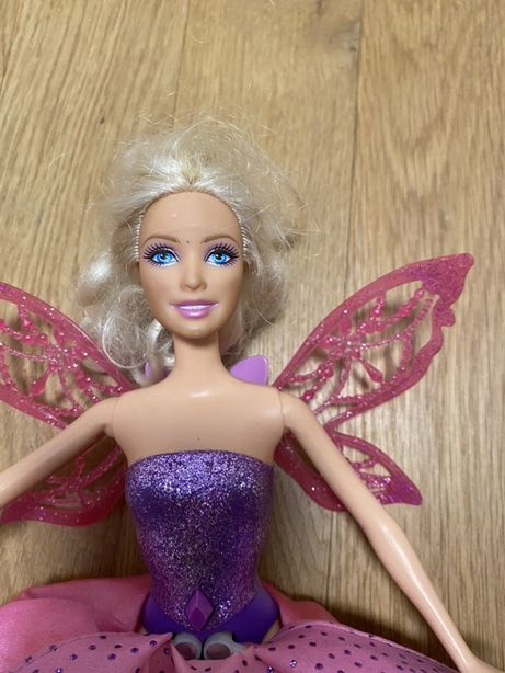 Lalka Barbie - Mariposa plus gratis suszarka