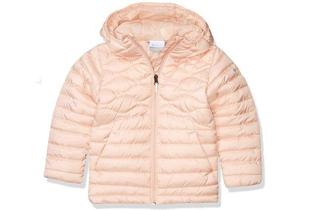 Куртка демисезонная детская Columbia 2T для девочки