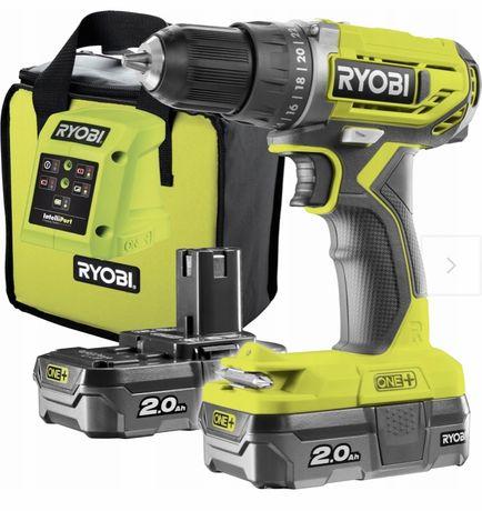 Wkrętarka akumulatorowa Ryobi R18DD2-220S 18 V