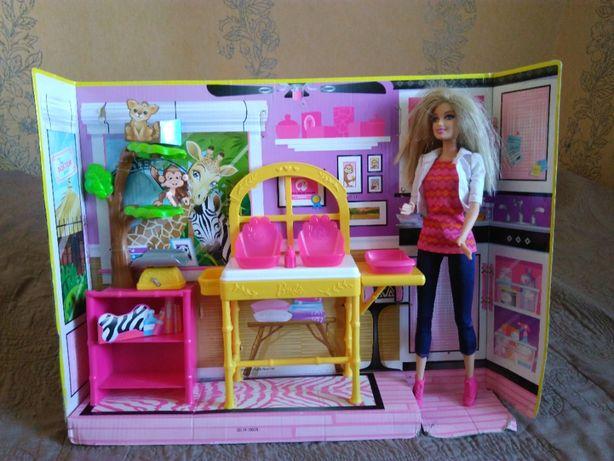 Barbie набор Барби ветеринар БУ в хорошем состояниии