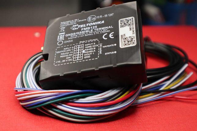 GPS трекер для грузовика с контролем топлива Teltonika 125 ОРИГИНАЛ