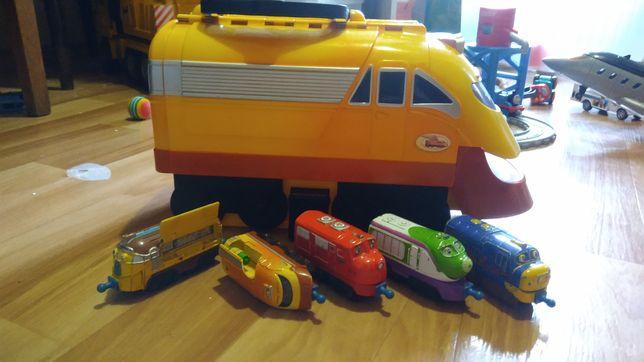 Чаггинтон супер поезд