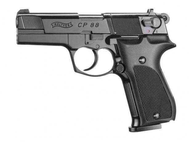 Pistolet wiatrówka Walther CP88 4,5 mm Diabolo CO2