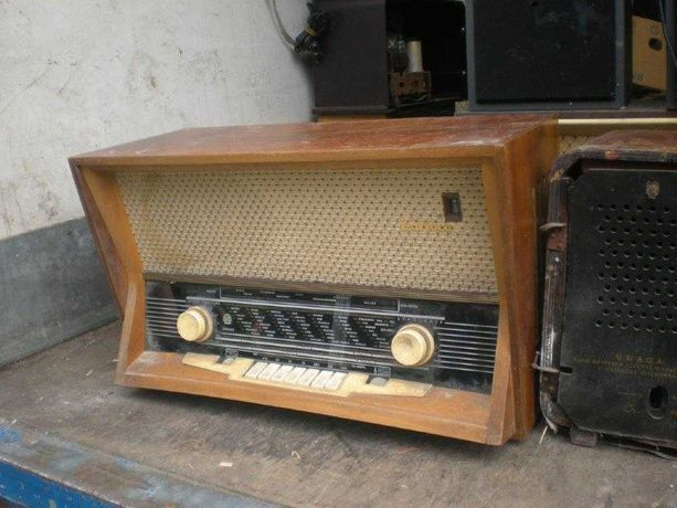 Radio lampowe Carioca