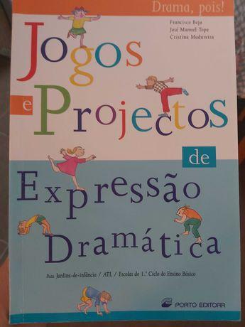 Livro de Jogos e Projectos De Expressão Dramática