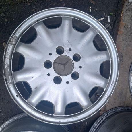 Диски титани на Mercedes-Benz R15 Ціна за 4 шт!!!