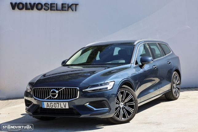Volvo V60 2.0 T6 AWD TE Inscription Expression