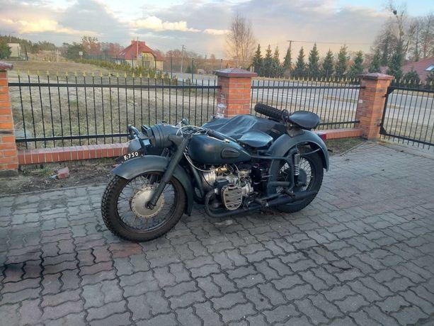 Ural 650 dniepr k 750