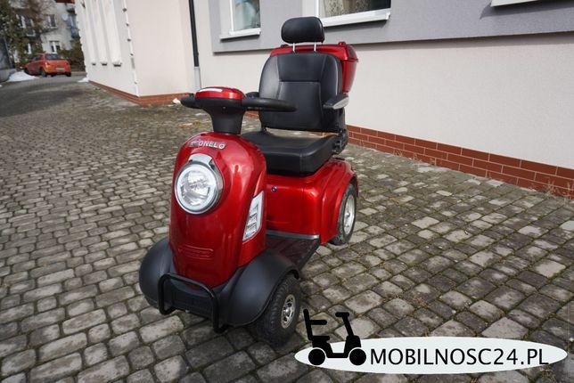 Pojazd wózek skuter elektryczny inwalidzki Econelo