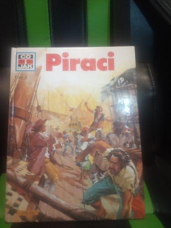 Książka Piraci Co i jak Okazja hit