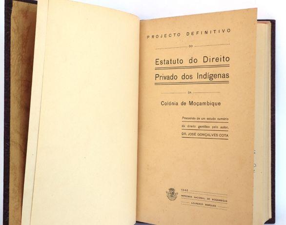 estudo do direito privado dos indígenas Dr. José Gonçalves Costa