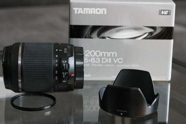 Obiektyw Tamron for Canon 18-200mm F/3.5-6.3 Di||VC