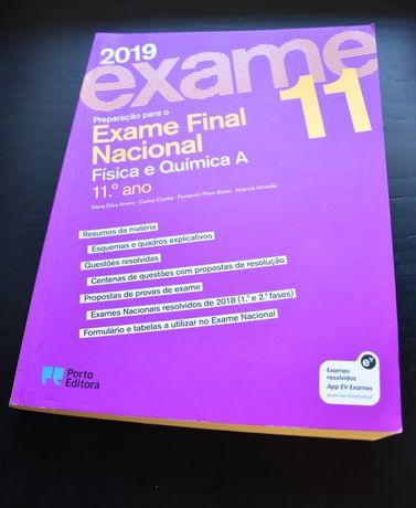 Preparação para exame final nacional de Fisica e Quimica