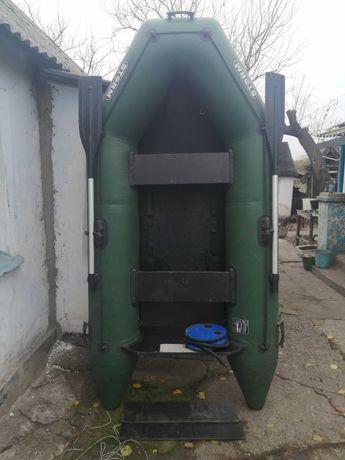 Лодка ШТОРМ STN-260