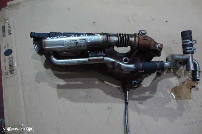 Radiador de gases Renault Laguna 1.9 Dci