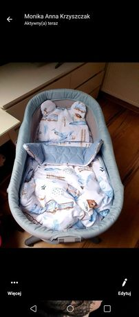 Baby hug air 4w1