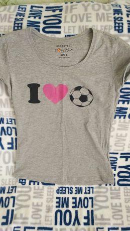 Футболка женская Reserved S