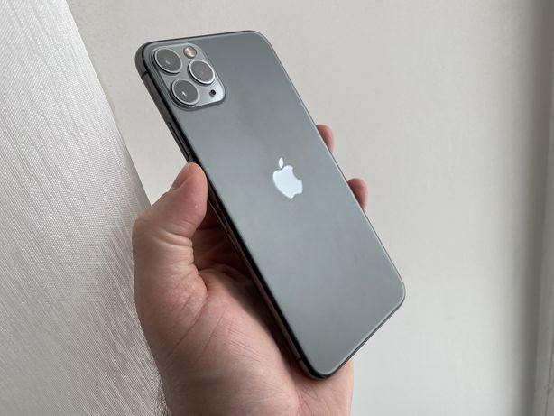 iPhone 11 Pro Max 64gb Space Gray Neverlock #s0044