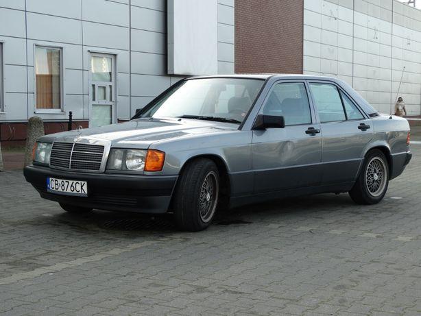 Mercedes 190 w201 1.8 ładny, zadbany