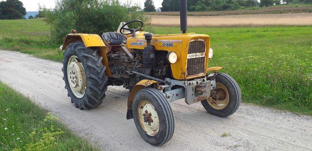 Ciągnik rolniczy URSUS C-330 Oryginał