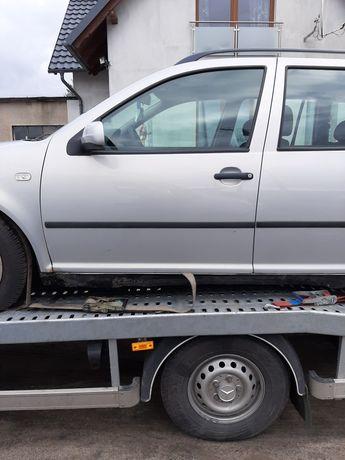Drzwi Lewe Przód Przednie Volkswagen VW Golf 4 Kombi
