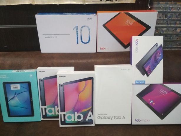 Планшеты Samsung, Lenovo, Huawei, Asus. Оригинал. Гарантия. В наличии!