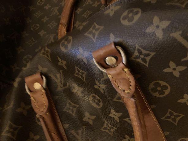 Saco Louis Vuitton vintage genuíno
