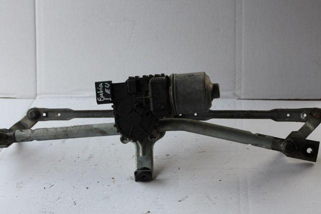 silnik wycieraczek Skoda Fabia I silniczek mechanizm
