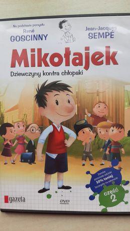 Film Mikołajek Dziewczyny kontra chłopaki