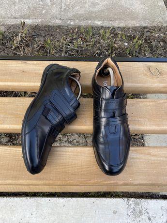 Оригинал кроссовки кожаные Lotus made England туфли