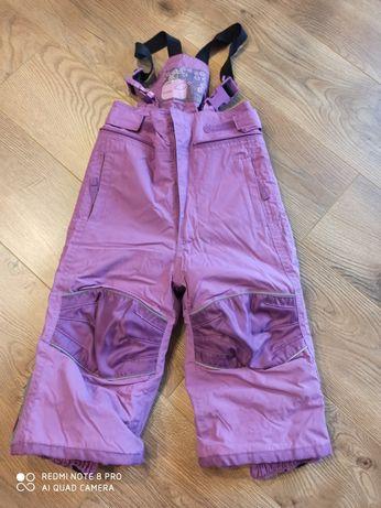 Spodnie sniegowe 86 92