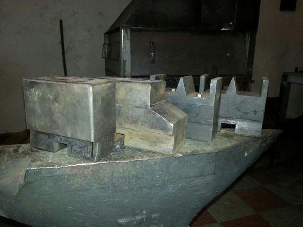 Бойки на кузнечный молот. Кузнечный инструмент. Кузнечное оборудование