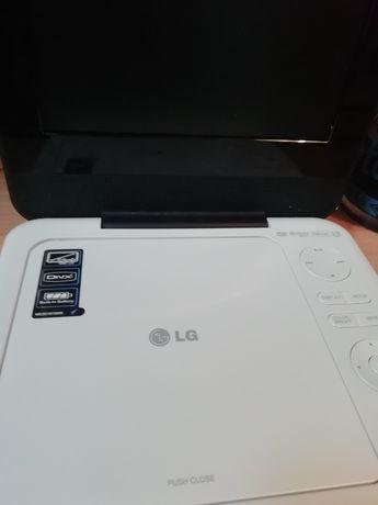 DVD LG DP450 uszkodzone