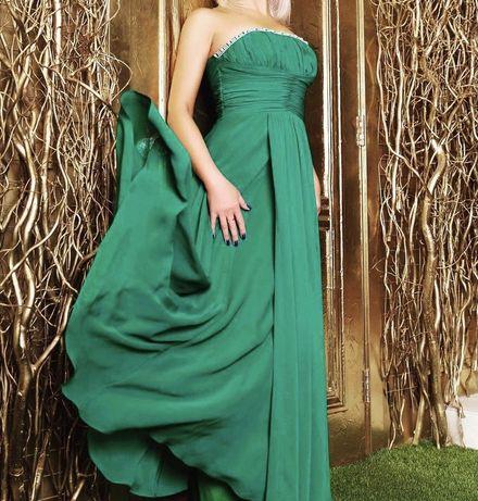 Шикарное платье для выпускного или другого торжества