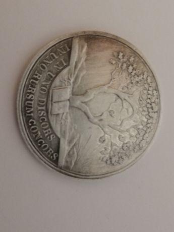 Srebrny medal Baden Heidelberg 1821
