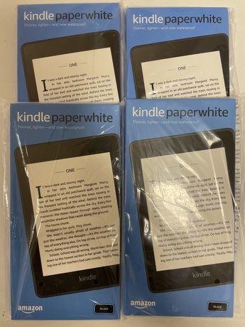 Amazon Kindle Paperwhite 8GB e-Reader (10th Gen) Black