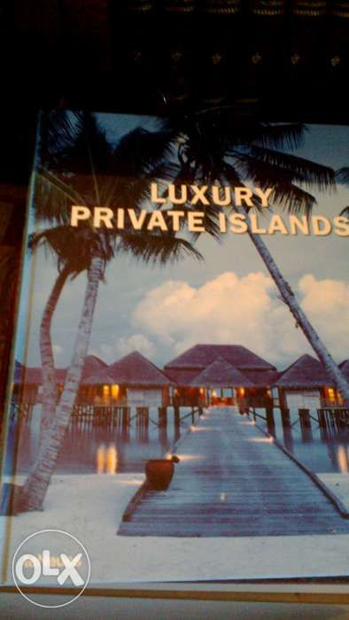 ilhas privadas luxuosas,livro decoracao e turismo Porto - imagem 1