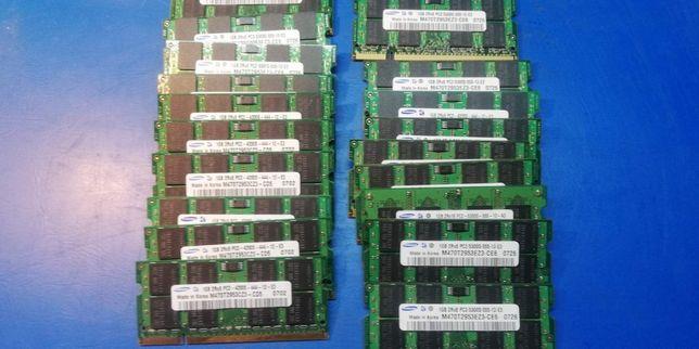 Pamięci do laptopów DDR2 1GB