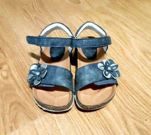 Sandałki dziewczęce Nelli Blu, r. 29