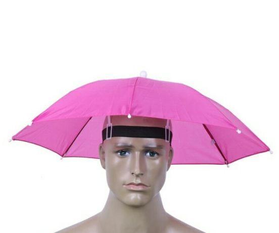 Mini Chapéu de chuva, de Cabeça.