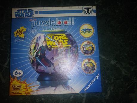 Puzzle kuliste Star Wars 3d - j.nowe