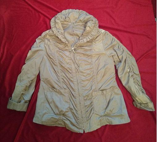 Ładna kurtka ortalionowa - rozmiar 38-40