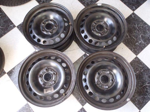 Оригинальные диски Volkswagen R15 5x112 6Jx15H2 ET47 Audi/Skoda/VW/VAG