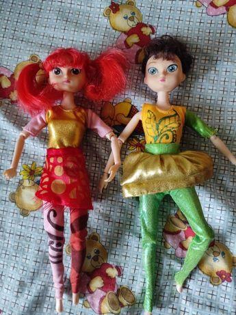Сказочный патруль куклы. Маша и Аленка