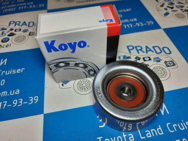 ЯПОНИЯ ролик обводной Тойота Прадо (Prado)120/150 4.0л