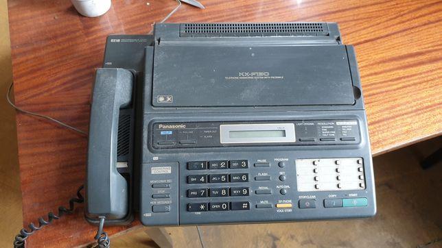 Telefon stacjonarny z fax