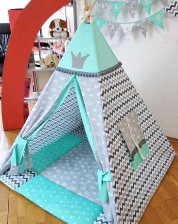 Вигвам детский палатка МАЛЮТКА